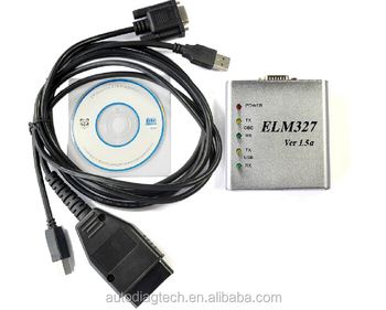Elm 327 1 5v Usb Can-bus Scanner Elm327 Software - Buy Elm 327,Elm327,Elm  327 1 5 Product on Alibaba com