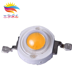 Lower 1W +3W Orange 610nm high power led chip
