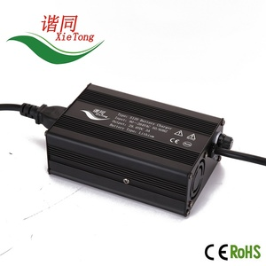 S120 24V 36V 48V 60V 72V 1.5a 2a 2.5a 3a 4a 5a li-ion lifepo4 lead acid battery charger for e-bike scooter wheelchair