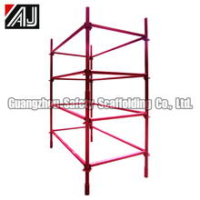 Guangzhou Manufacture Tubular Scaffolding System For Construction
