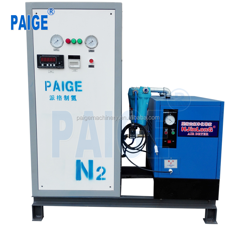 Portable Nitrogen Vehicle Tire Filling System Machine Generator