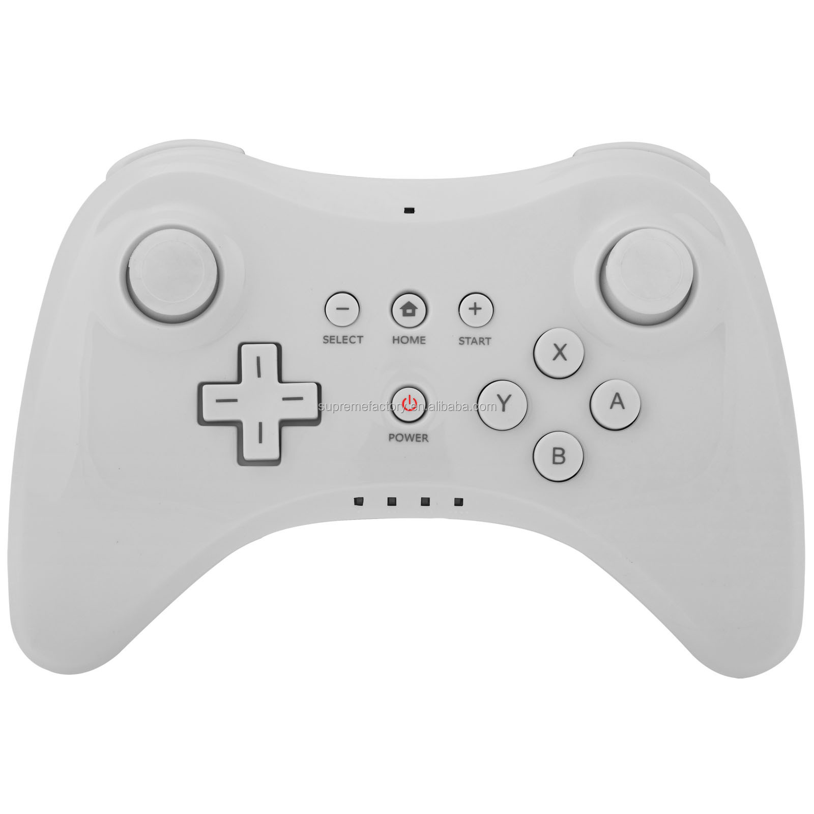 For Wii U White Pro Controller