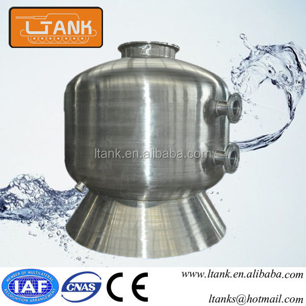 Swimming Pool Stainless Steel Diatomaceous Earth Filter