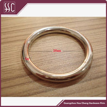 38mm Zinc Alloy O Ring ,Round Ring,Metal Bag Hardware O Ring