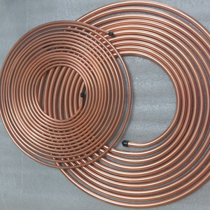 Factory direct sale copper tube coil
