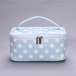 September fanny pack ladies makeup bag custom makeup bag logsmall quantity top-quality price of empty makeup kits for girls sac