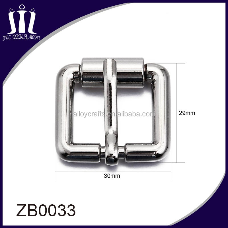 Custom Design Zinc Alloy Metal Pin <strong>Buckle</strong> For Bags