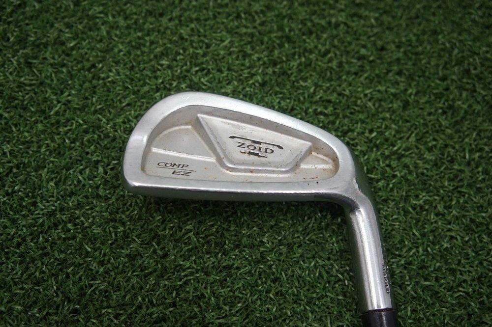 ac72bc35e9dd Buy Mizuno T-Zoid Comp EZ Forged Irons 3-P True Temper Gold Plus ...