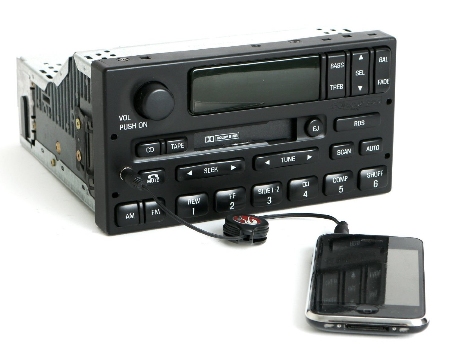2003 ford expedition radio aux input