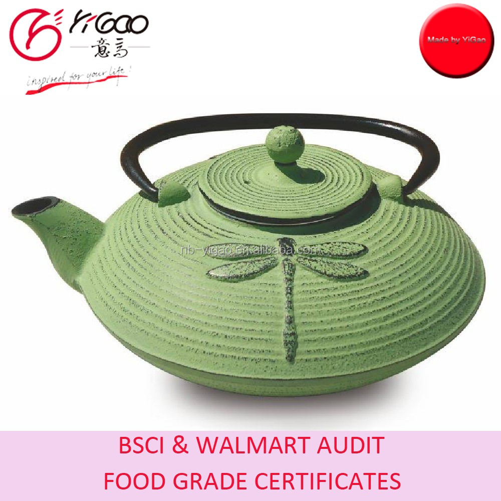 cast iron teapot coated products