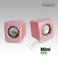 Micro SD/TF Music Player Mini Speaker Laptop Ipod MP3 4