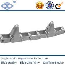 S type C type steel chain CA550 agricultural chain attachments C6E