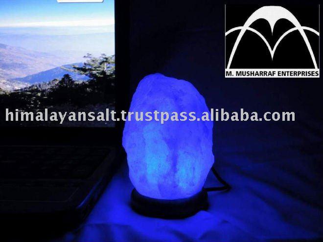 Blue Salt Lamps, Blue Salt Lamps Suppliers and Manufacturers at ...