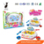 2019 Hot Sale Children Plastic Fish Toy Cartoon Funny Fishing Game For Gifts