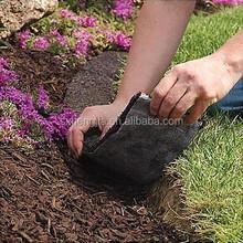 Recycled Rubber Garden Edging - Garden Inspiration