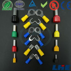 insulated ring terminal crimp terminal cable lug