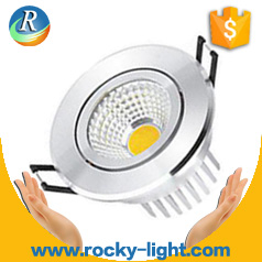 3W led ceiling light