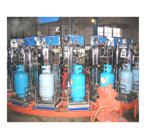 exproof bottle cylinder filler+ weighing pump LPG filling station/ LPG cylinder filling carousel