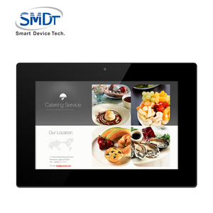 China TISMART content management system support customization for digital signage advertising display