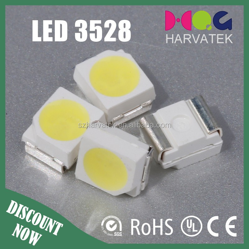High Quality SMD Manufacturer 3528 Bright White Emitting Diode LED