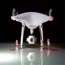 DJI Drone Phantom 4 Drone with 4K HD Camera 1 inch 20MP CMOS 5 Direction Obstacle Sensing Quadcopter GPS