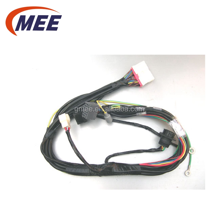 Auto Wire Harness Maker Automotive Wire Harness Supplier - Wiring ...