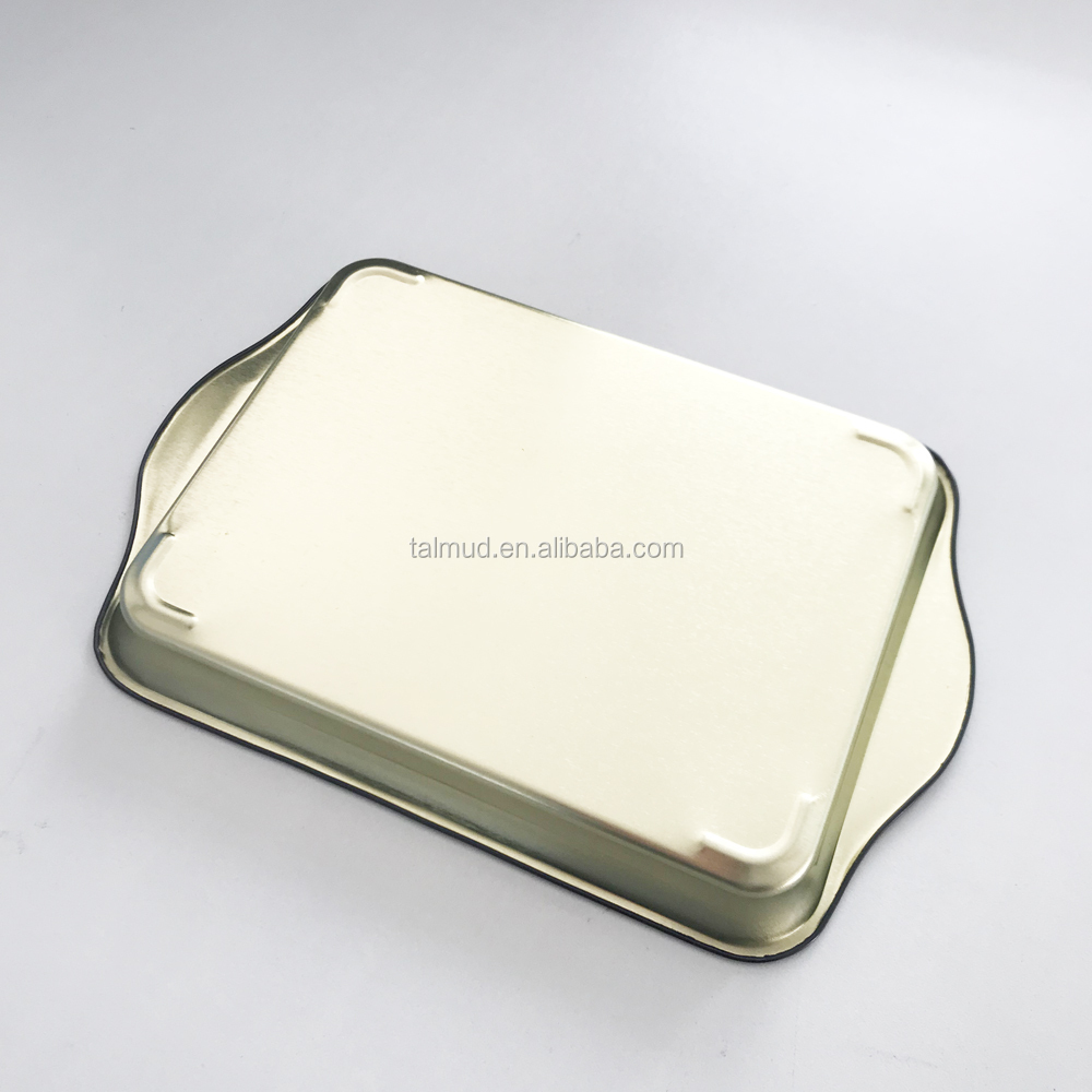 Decoration Custom Printed Tray Metal