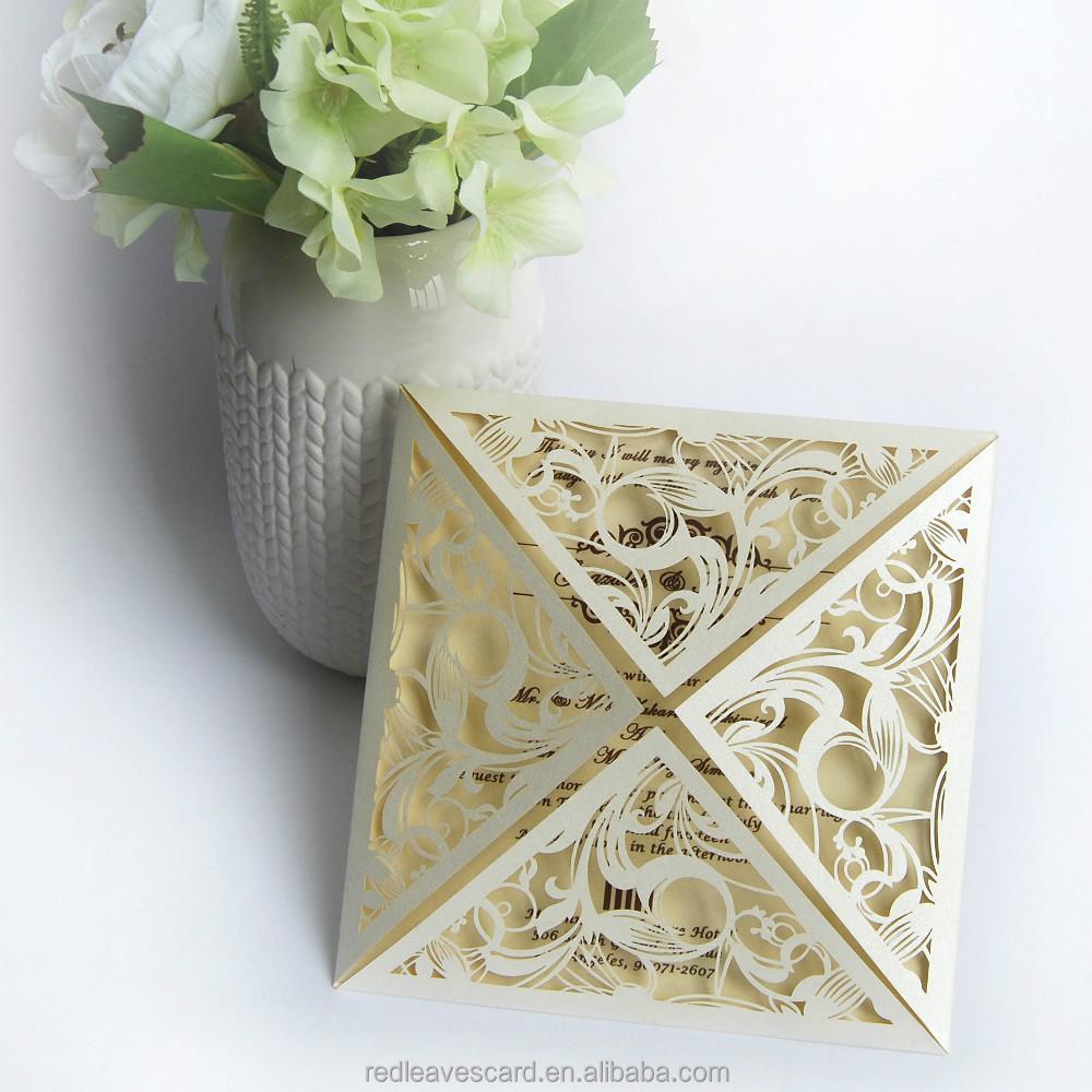 Hot Design Marathi Wedding Invitation Card