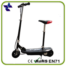China factory foldable adults electric scooter with seat