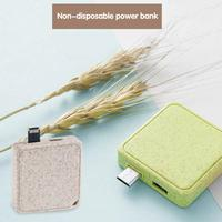 Top Selling Products In Alibaba Mini Size 1000mah Emergency Mobile Power Supply,Disposable Power Bank One Time Use