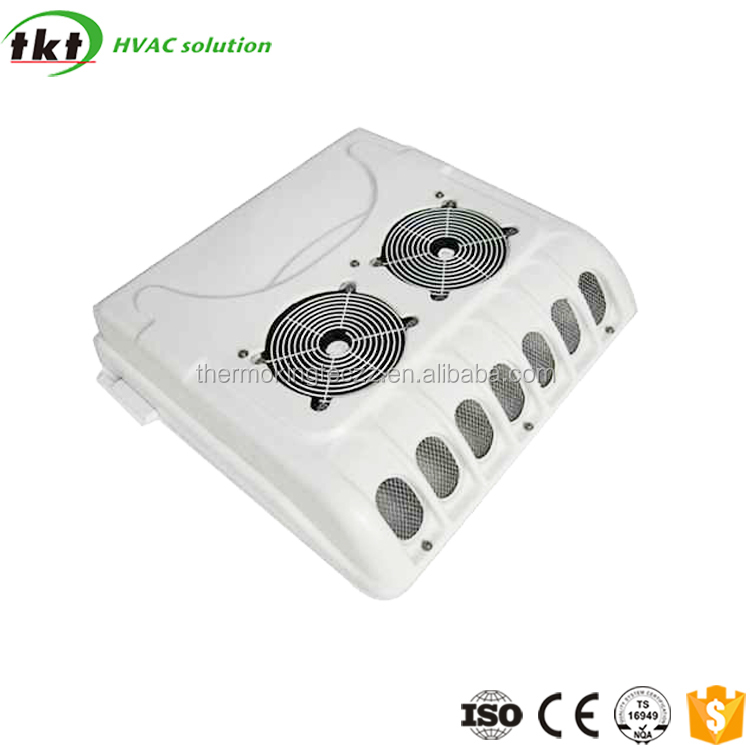 DC roof top bus 12v 24v dc air conditioner