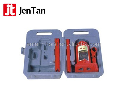 screw portable electric car bottle Jack design hydraulic jack