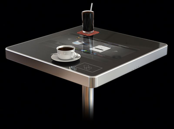 Lcd Interactive Coffee Table 22 Inch Touch Table Restaurants Buy Touch Table Restaurants Touch