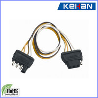Factory OEM ODM ISO ROHS compliant custom trailer wiring harness