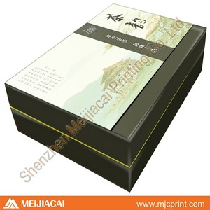 Rich Surface Treatment paper gift box packaging, All Kinds of packaging box, Custom logo paper box Printing Service