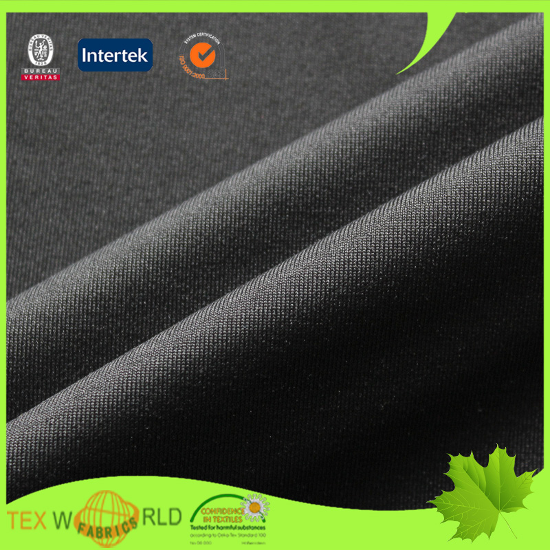 hot sale thick polyester spandex sports jersey fabric