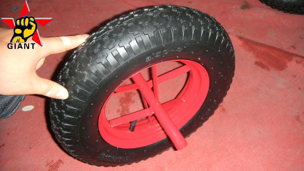 PR1517 pneumatic wheel