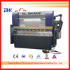 2017 WC67K 300T/6000 ElectroHydraulic Press Brake,automatic bending machine in China