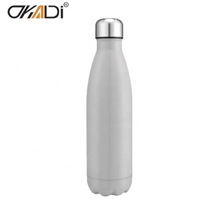 2019 New Products ODM/ OEM 25oz/750ml 18 8 Stainless Steel Vacuum Insulated Cola Bottle Flask