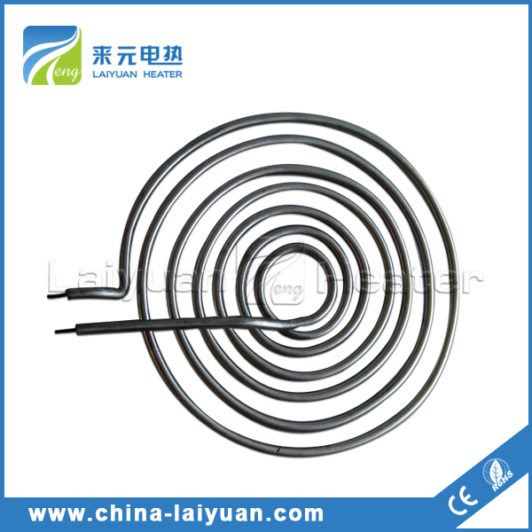 Oven Radiant Heating Coil /Round Tubular Heater