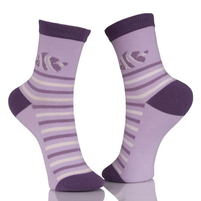 Knitting Crew Socks Knit Custom Color