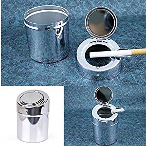 Movable Ashtray Car LED Light Auto Travel Cigarette Ash Holder Cup HOT Ashtray