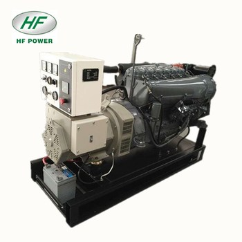 15-125Kva Diesel Generator with DEUTZ engine