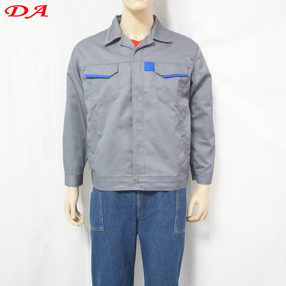 100% cotton thick canvas work jackets