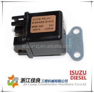 renault glow plug relay test