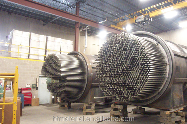Shell And Tube Heat Exchangers Pressure Vessels Columns