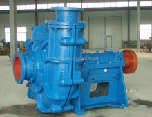 Long Working Life Centrifugal Slurry Pump / Gold Mining High Pressure Slurry Pumping Equipment