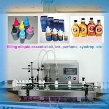 mini size automatic liquid filling machine for small factory