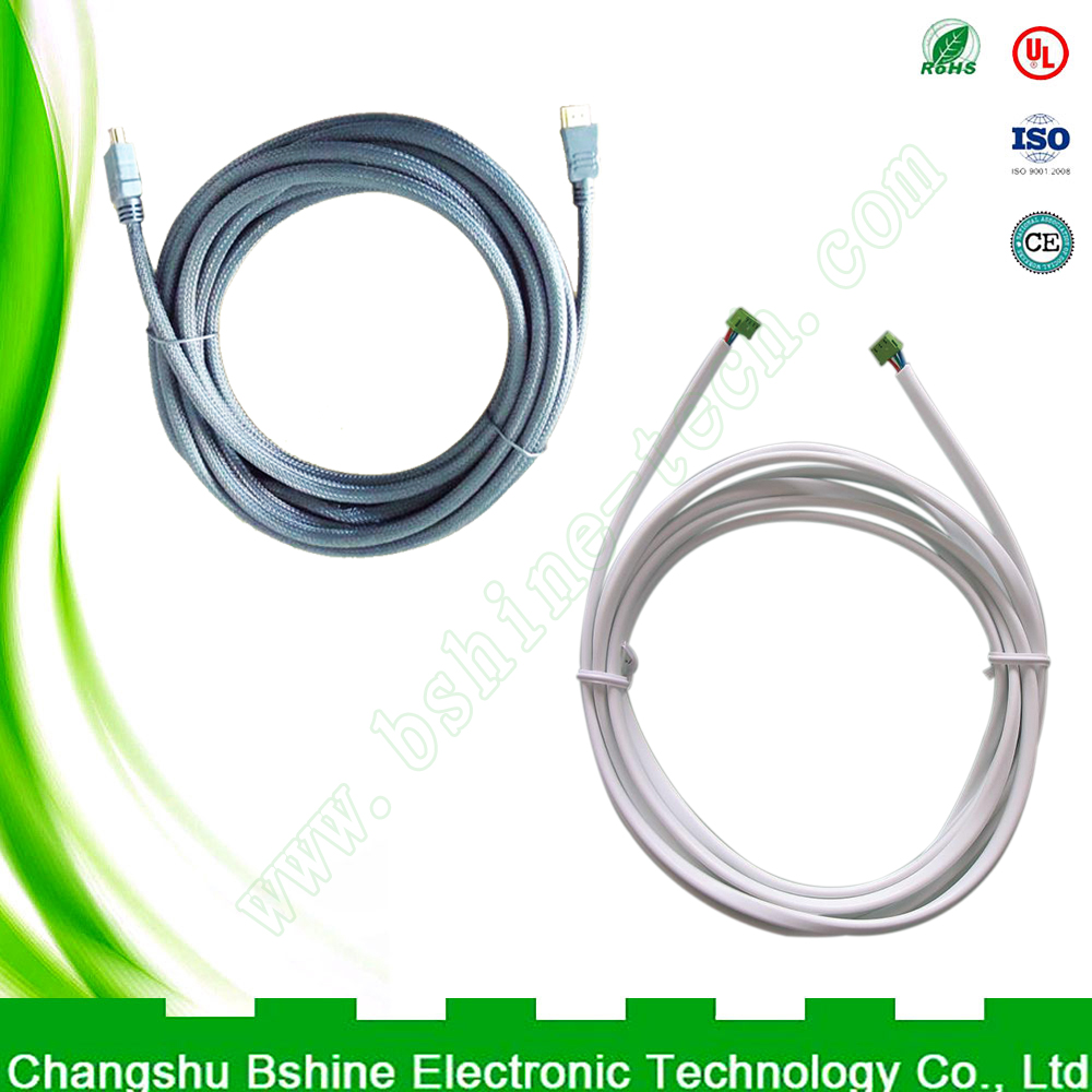 High quality knitting cable home appliance wire harness