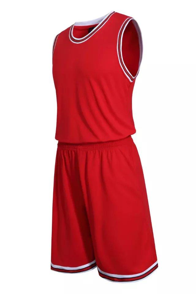 Rojo Uniforme Del Baloncesto - Compra lotes baratos de